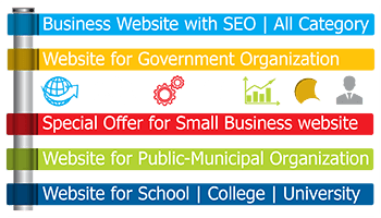 We Create Website with Security and SEO on WP CMS Platform. It is More Secure Nowadays